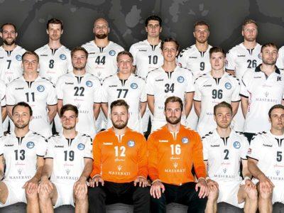 HGHB 1. Herren Mannschaftsfoto Saison 2017/18